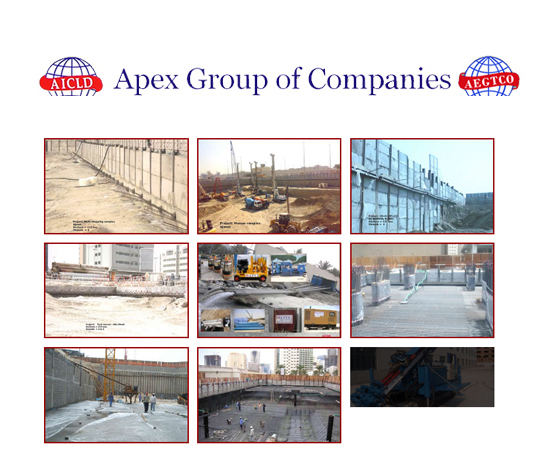 Dewatering Companies in Dubai - Apex Group